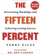 The Fifteen Percent: Overcoming Hardship and Achieving Lasting Success