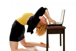 Dear Daughter: Bend, But Never Bend Over