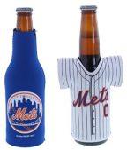 New York Mets Beer Koozie