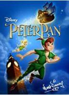 """Peter Pan"" Animated"