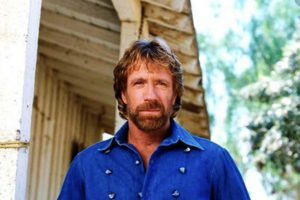 Why Chuck Norris Traded in His Father for Ernest Hemingway