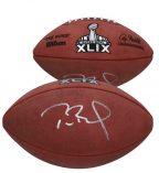 Autographed Super Bowl XLIX