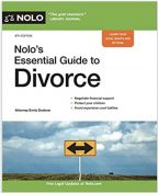 Nolo's Essential Guide to Divorce Eighth Edition