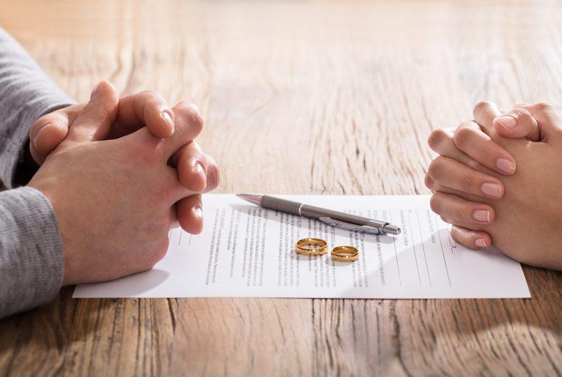 Pop-Quiz: Ten most common reasons for divorce