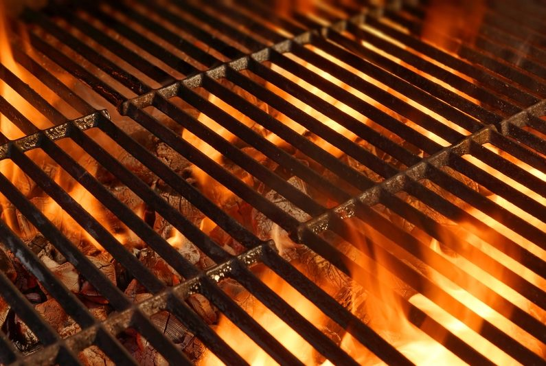 Grill Time: C'Mon Baby, Light My Fire!