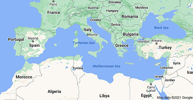 The Med. (Image: Google)