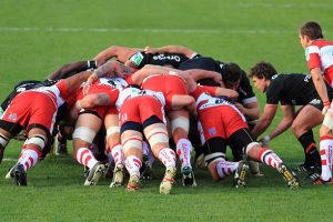 The Manliest Sport (From Inside the Scrum)