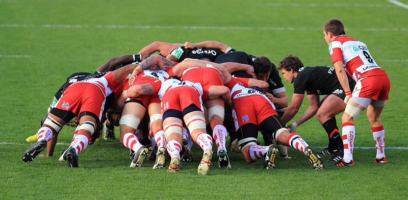 Scrum. (Image: Creative Commons Attribution-Share Alike 3.0 Unported license.)