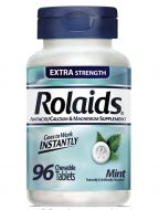 Rolaids Extra Strength Antacid Chewable Tablets