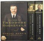 Edmund Morris's Theodore Roosevelt Trilogy Bundle: The Rise of Theodore Roosevelt, Theodore Rex, and Colonel Roosevelt