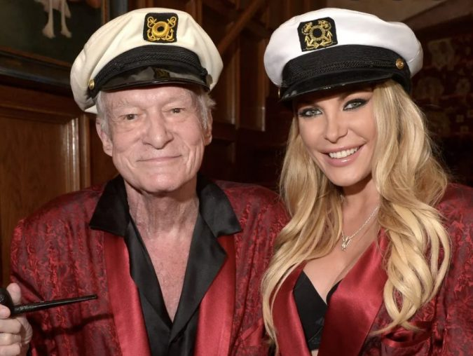 On Crossing the Trend Line and Becoming Hef