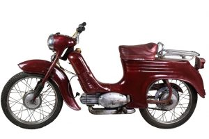 The Moped Army