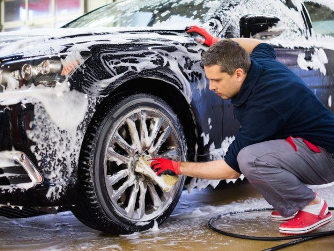 Teach Your Teen: How to Wash a Car