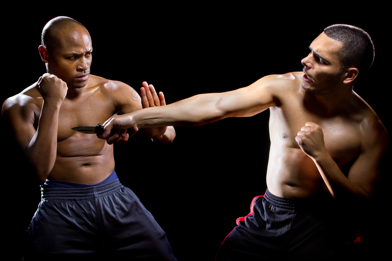 Self defense: How to teach your family to be badasses.