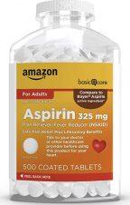Amazon Basic Care Aspirin