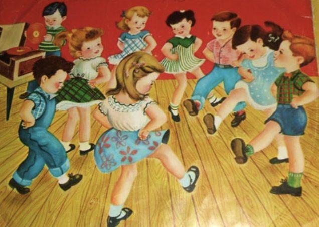 Left Foot In, Children's TV Is Doing the Wokey Pokey