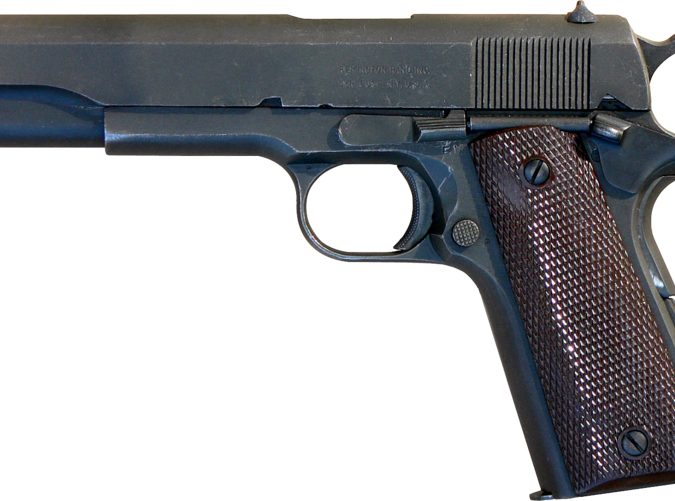 The Colt 1911: Browning's Masterpiece