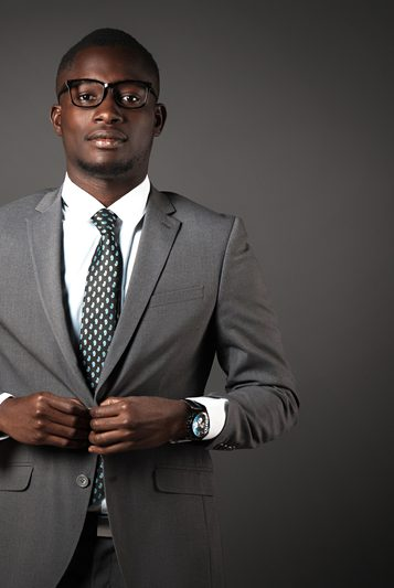 The One Suit Every Man Should Own