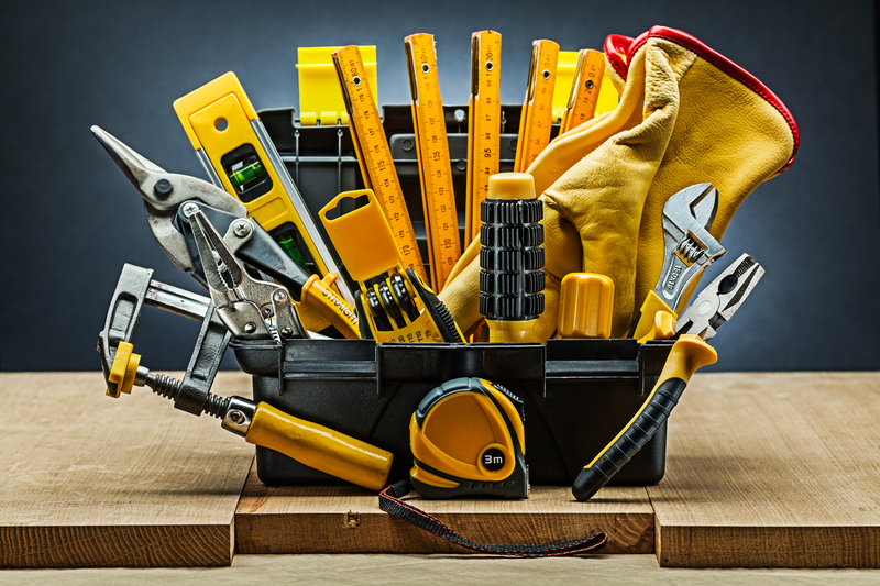 A Man's Life in Tools: A Journey