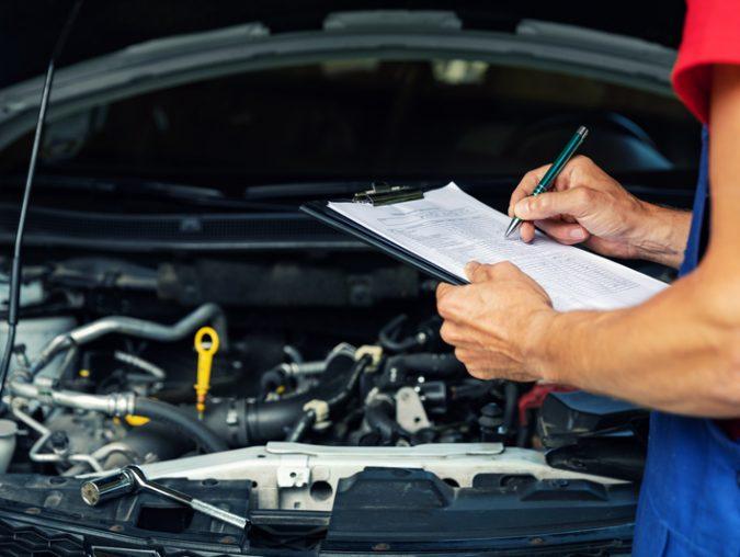 Three-step year-round, all-purpose automotive maintenance plan