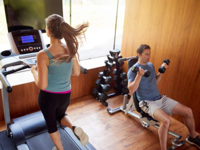 Do the Math: Great At-Home Fitness Products That're Also Great for Your Wallet