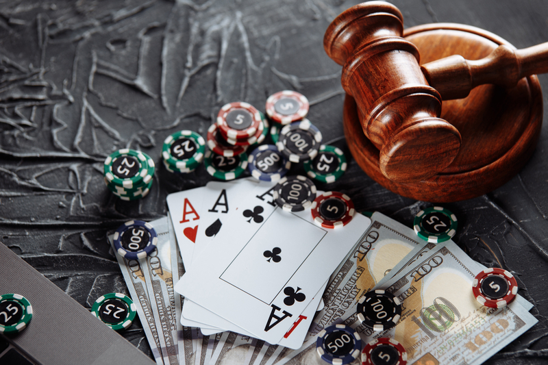 Where is Gambling Legal in the U.S.?