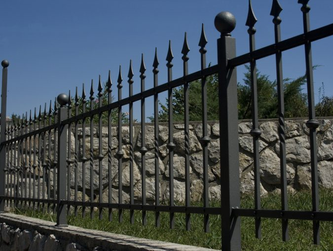 Wise guy wisdom, part 4: A good fence is a good feeling.