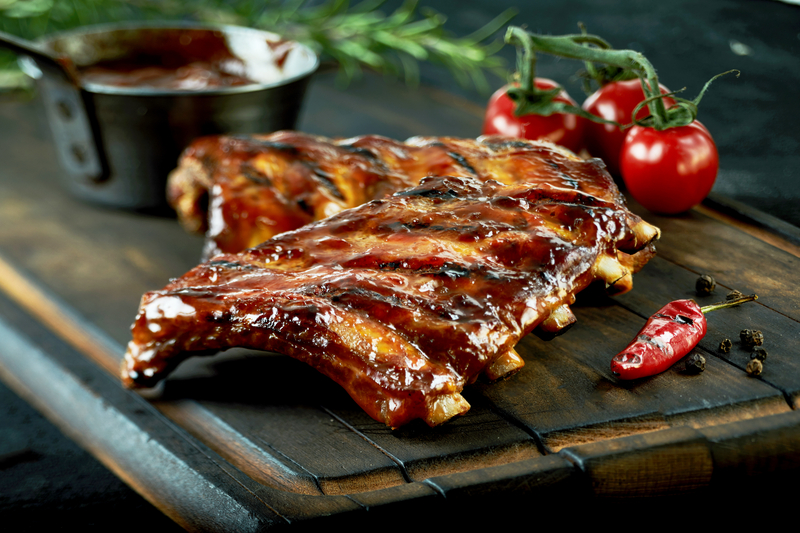 Become the God of Ribs and Rubs