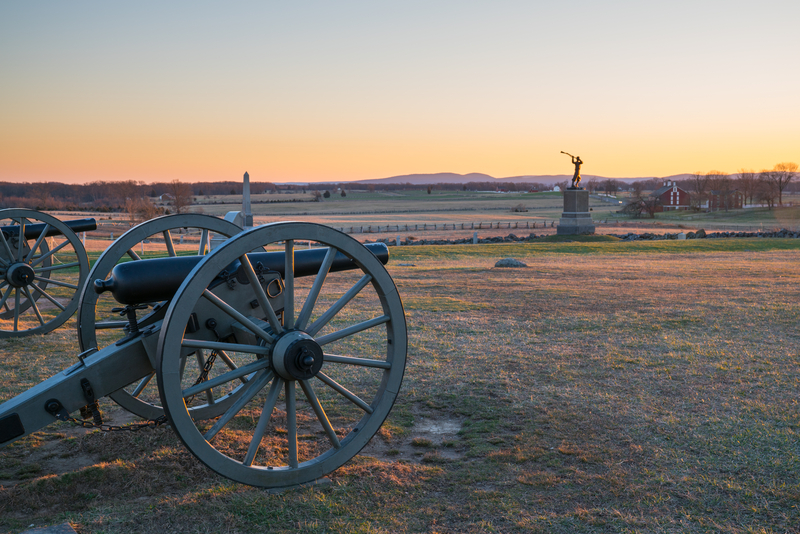 Great American Stories: The Hallowed Ground of Gettysburg