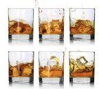 Whiskey Glasses-Premium 11 OZ Scotch Glasses Set of 6