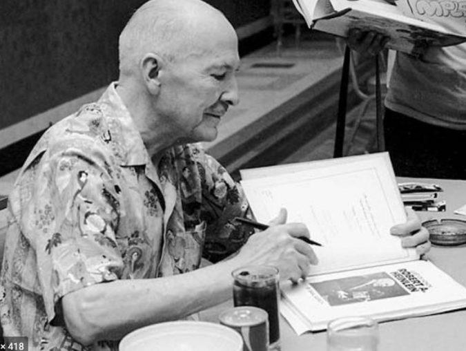 Robert Heinlein: The Author as Mentor