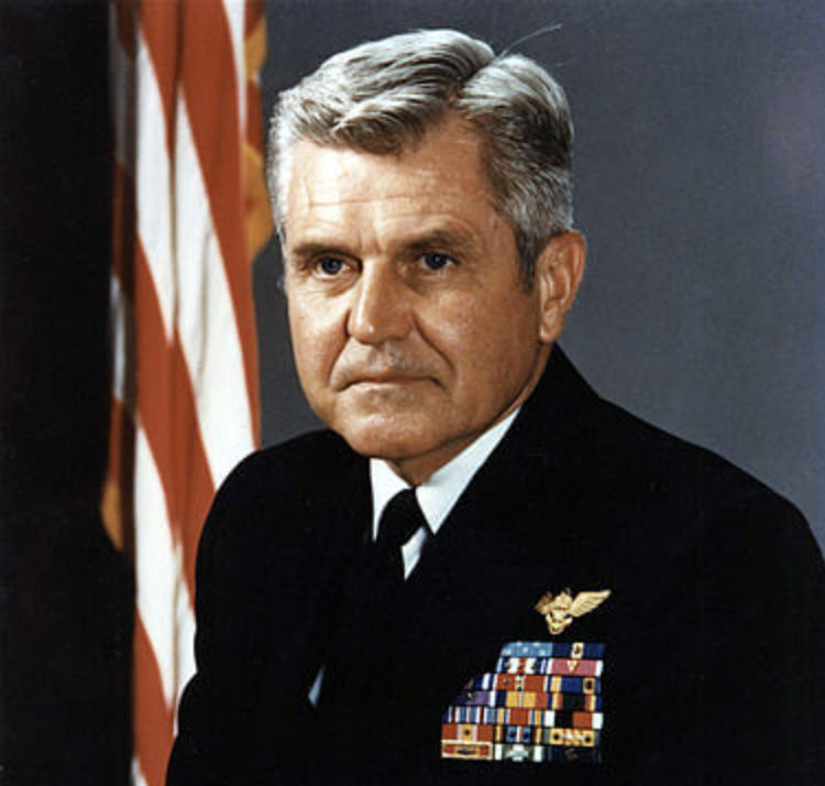 Mastery of Self: The  Life Lessons of Admiral Stockdale