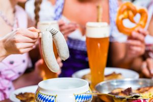 How to make beer part of a healthy breakfast.