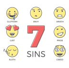 """The All-New """"Seven Deadly Sins"""" for Today"""