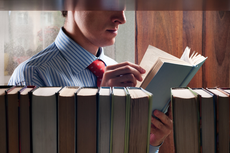 Why reading books makes you smarter.