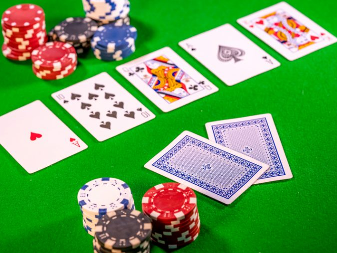 Want to be a pro poker player? Check it out with mom first.