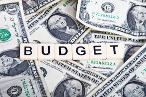 Don't bullshit yourself about your budget.