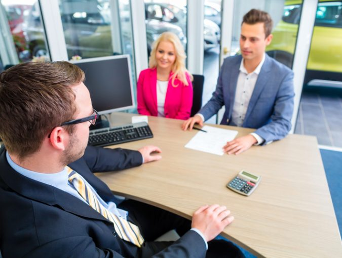 How to Negotiate with a Car Dealer