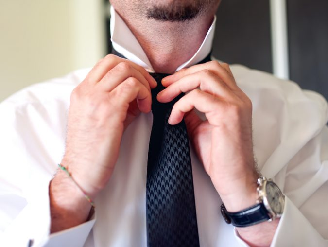 Why you are what you wear at work.