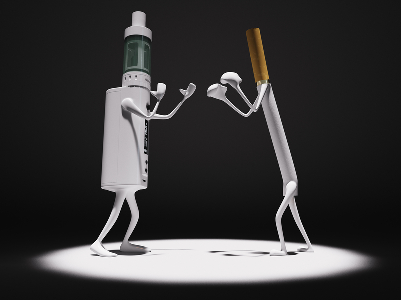 Google: How vaping might save you, if it doesn't kill you.